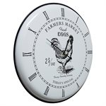 Country Mood Wall Clock