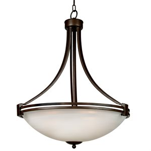 Sequoia Collection 21.5-Inch Foyer Pendant