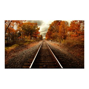 Autumn Rails