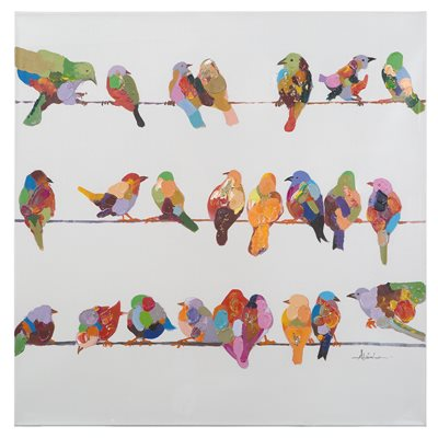 Birds on a Wire II