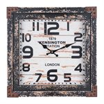 TimeTrack Wall Clock