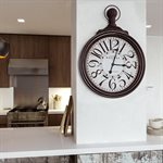 Jovial Kitchen Clock
