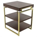 Hagia Chairside Table