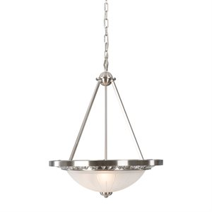 Cascade Collection 22-Inch Foyer Pendant