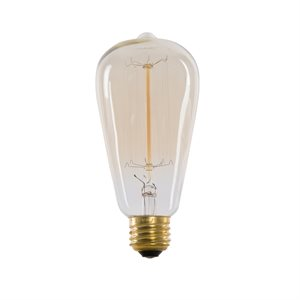 40 Watts Medium Base E26 Incandescent